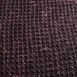 black pink silver boucle fabric 2-7/8 yards for $19.95