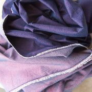 denim stretch fabric with sparkle for sale $6.50 with free shipping