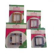 dritz boutique jeweled belt buckles round oval square sold in lots of 5 for $8.95 free shipping