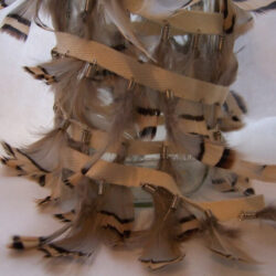 feather trim for home decorating $5.95 free shipping