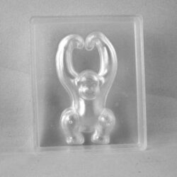 clay molds of animals for sale