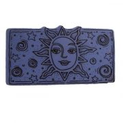 boho rubber stamp for sale