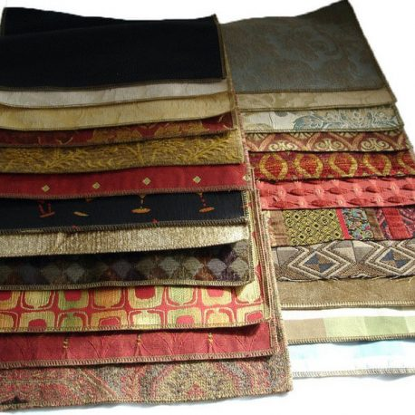 home decor upholstery fabric samples for sale - 23 swatches for $22.95 with free shipping