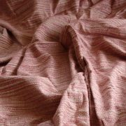 """Fantastic silk and cotton tweed fabric that has the feel of raw silk. 2-3/4 yards by 44"""" wide."""