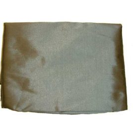 "Green Dupioni Silk Fabric - 3 yards x 54"" wide."