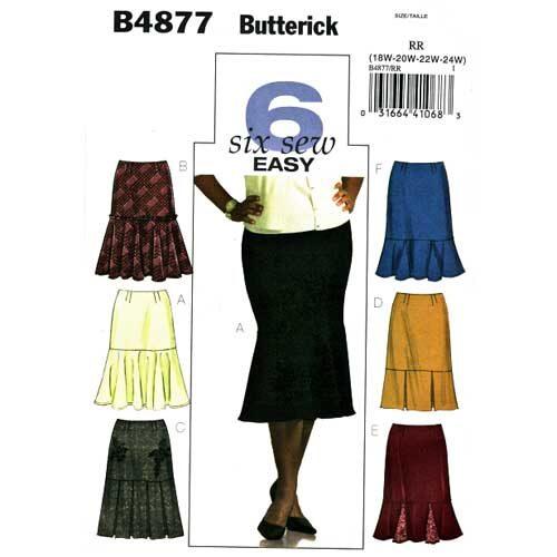 butterick 4877