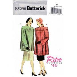 butterick 5298