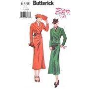 butterick 6330