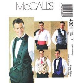 mccalls 4321