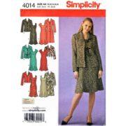 simplicity 4014