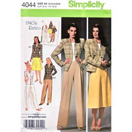 simplicity 4044