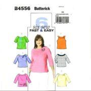 Butterick 4556
